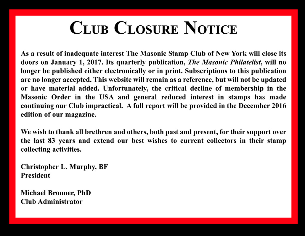 Closure Notice